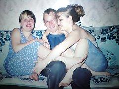 Любительское русское порно с двумя красавицами