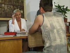 Порно немецкое училки